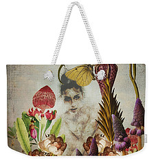 Mary Mary Quite Contrary Weekender Tote Bag