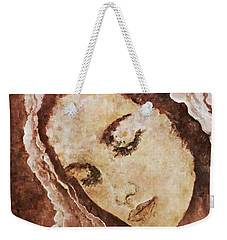 Mary Mother Of Jesus Weekender Tote Bag