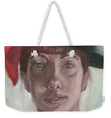 Mary Virginia Weekender Tote Bag