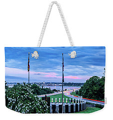 Maryland World War II Memorial Weekender Tote Bag