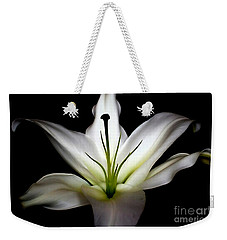 Masculinity Weekender Tote Bag by Diana Mary Sharpton
