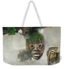 Symbol Mask Painting - 06 Weekender Tote Bag