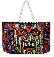 Masque Number 3 Weekender Tote Bag