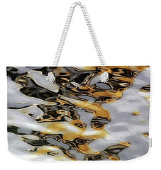 Weekender Tote Bag featuring the photograph Masquerade 2 by Newel Hunter