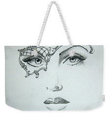 Masquerade Ball Weekender Tote Bag