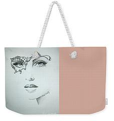 Masquerade Ball Weekender Tote Bag
