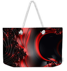 Masquerade Weekender Tote Bag by Jeff Iverson