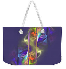 Masquerade - Prying Eyes Weekender Tote Bag