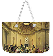 Mass In The Expiatory Chapel Weekender Tote Bag