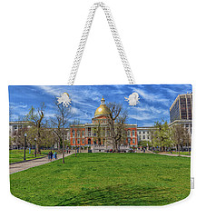 Massachusetts State House Weekender Tote Bag