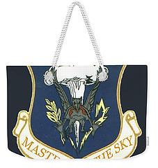 Master Of The Sky Weekender Tote Bag