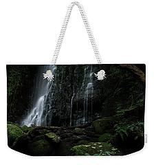 Matai Falls Weekender Tote Bag by Brad Grove