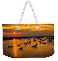 Matanzas Harbor Weekender Tote Bag