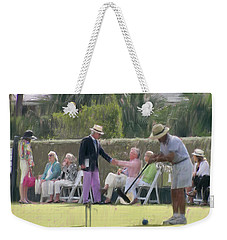 Match Final Weekender Tote Bag