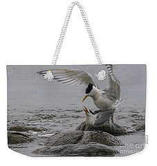 Mating Pair 2 Weekender Tote Bag