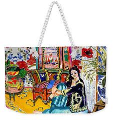 Matisse's Open Room Weekender Tote Bag