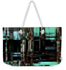 Matrix 4 Weekender Tote Bag