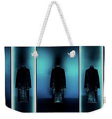 Matrix Replication Weekender Tote Bag