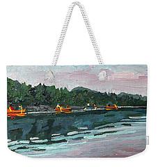 Mattawa Morning Weekender Tote Bag