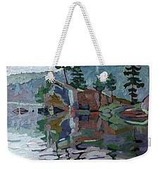 Mattawa Pines Weekender Tote Bag