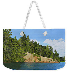 Matthew's Paddle Weekender Tote Bag