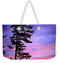 Maudslay Sunset Weekender Tote Bag