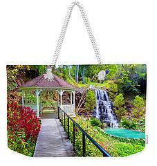Maui Botanical Garden Weekender Tote Bag by Michael Rucker