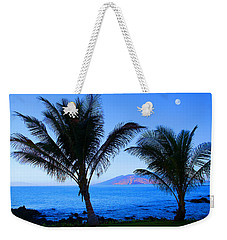 Maui Coastline Weekender Tote Bag by Michael Rucker