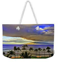 Maui Sunset At Hyatt Residence Club Weekender Tote Bag