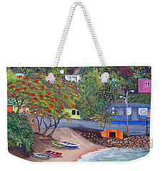 Maunabo Pescaderia Weekender Tote Bag