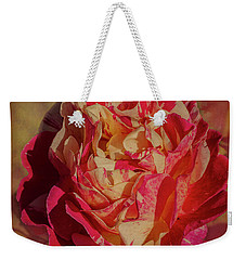 Weekender Tote Bag featuring the photograph Maurice Ultillo by Elaine Teague