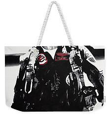 Maverick Weekender Tote Bag