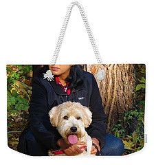 Max Baby Weekender Tote Bag