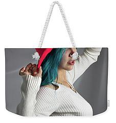 Maxina Final Adjustments Weekender Tote Bag