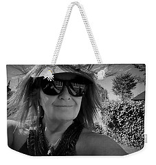 May 2017 Portrait  Weekender Tote Bag by Colette V Hera Guggenheim