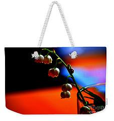 Weekender Tote Bag featuring the photograph May Flowers by Susanne Van Hulst