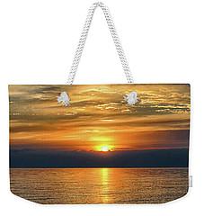 April Sunset Weekender Tote Bag