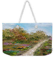 May The Road Rise Up To Meet You Weekender Tote Bag