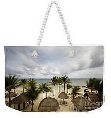 Mayan Beach Weekender Tote Bag by Dennis Hedberg