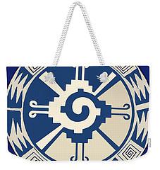 Mayan Hunab Ku Design Weekender Tote Bag