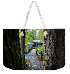 Maybry Mill Through The Trees Weekender Tote Bag