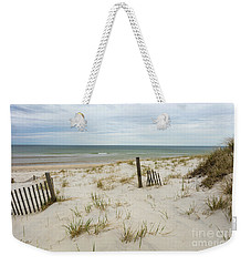 Mayflower Beach Weekender Tote Bag