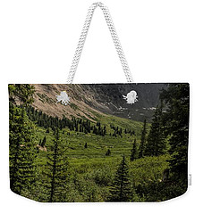 Mayflower Gulch Weekender Tote Bag