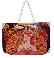 Mazurka Weekender Tote Bag