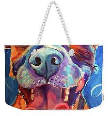 Mazzy May Weekender Tote Bag