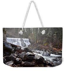 Mccloud Middle Fall Weekender Tote Bag