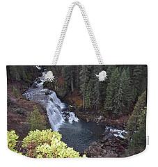 Mccloud River Falls Weekender Tote Bag
