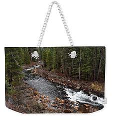 Mccloud River Weekender Tote Bag