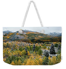 Mcclure Pass - 9606 Weekender Tote Bag