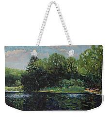 Mccrae Portage Weekender Tote Bag